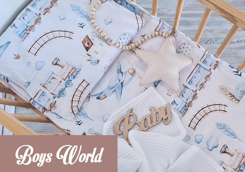Kolekcja Boys World